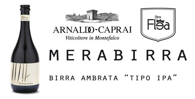 Merabirra, dalla collaborazione tra Arnaldo Caprai e Birra Flea
